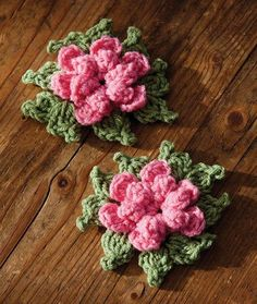 Do you crochet… or do you know someone who does? Grab this FREE Flower Crochet Pattern from Red Heart Yarn! {so sweet!} See Also: More Crochet Projects and Patterns! Crochet Patron, Knit Or Crochet, Crochet Motif, Crochet Crafts, Yarn Crafts, Crochet Stitches, Crochet Hooks, Crochet Crowd, Freeform Crochet