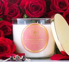 Win a Charmed Aroma candle which can have a ring worth up to $5,000 inside!