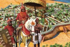 Black History, Art History, History Facts, My Fantasy World, Fantasy Art, Warrior King, Religion, Age Of Empires, African History