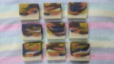 (CP) Mix soap