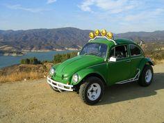 1969 Volkswagen Beetle Baja Bug