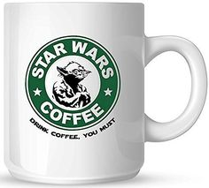 Star Wars Coffee - Yoda - Drink Coffee You Must - 11oz: Sold by Accardi Products and Fulfilled by Amazon. #coupons #discounts