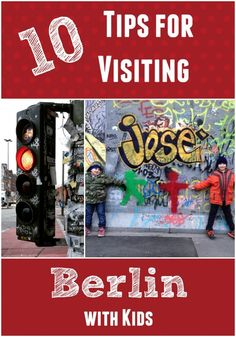 Berlin is a wonderful (and affordable) European city! Check out our tips for visiting the city with kids.