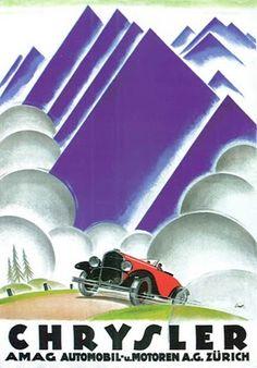 chrysler 1932