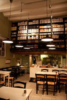 le Cucine mandarosso, italian restaurant, barcelona
