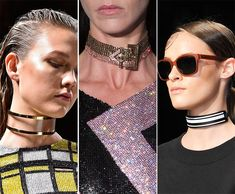 Spring/ Summer 2015 Chokers
