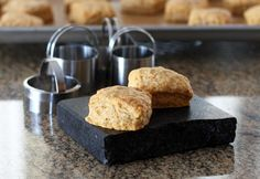 These sweet potato biscuits are made with just a hint of spice to bring out the sweet potato flavor. This recipe is a must for fall meals.