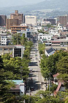 Wakamatsu Aizu View