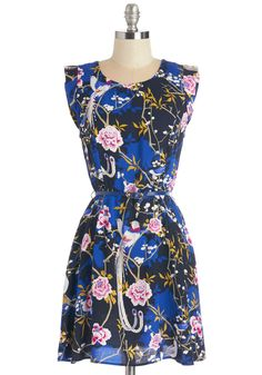Trilling Adventures Dress