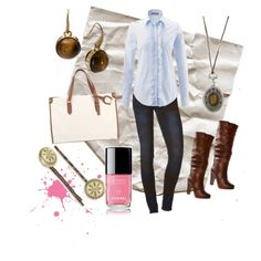 Sophisticated Southern. My first polyvore design. :)