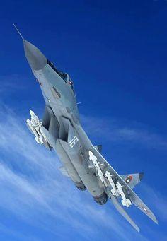 """Bulgarian AF MiG-29A """"Fulcrum"""""""