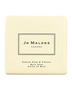 Shop for Jo Malone London English Pear Freesia Bath Soap, Find the best Jo Malone London English Pear Freesia Bath Soap selection online across all the best stores. Lime And Basil, Body Cleanser, Bath Soap, Jo Malone, Body Lotions, Jaba, Shower Gel, Pomegranate, Shea Butter
