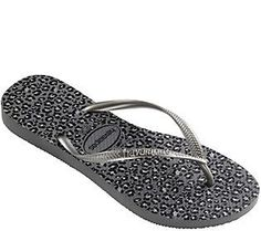 cf3b7a507621 Havaianas Flip Flop Sandals - Sim Animals Leopard Sandals