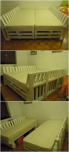 Wood Pallet Furniture Idea