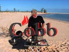 Wood Cook Stove Cobb Premier 'Kitchen In A Box'