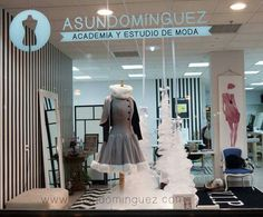 #Neressa #LaFenice #Window #Escaparate #Asun_Dominguez Window, Victorian, Dresses, Fashion, Fashion Studio, Shop Displays, Vestidos, Moda, Fashion Styles