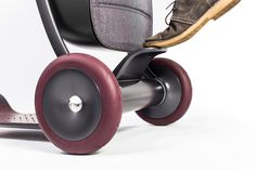 PriestmanGoode designs micro scooter for older people