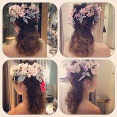 ヘアスタイル(hairstyle) スタイリング:Daisy瑠美さん