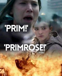 The Hunger Games Igrzyska Śmierci Mockingjay Kosogłos Part 2 Część 2 Prim Primrose Katniss