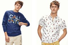 Image result for scotch and soda lookbook