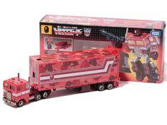 bathing ape bape x transformers optimus prime red camouflage version transformers 2010 2016 transformers import figures #transformer