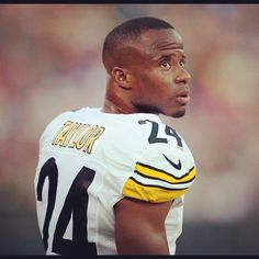 Ike Taylor - Pittsburgh Steelers