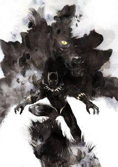 Black Panther by naratani on DeviantArt