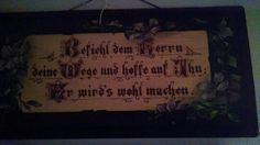 Psalm 37:5  found in Hermann, Mo.  <3