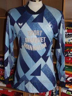 Waldhof Mannheim Goleiro camisa de futebol (unknown year)