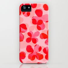 Collage Love: Dogwood - iPhone Case by Garima Dhawan