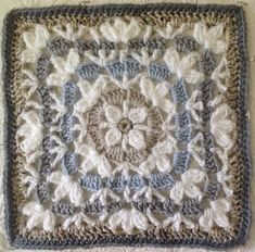 Ravelry: Catalina Afghan Square pattern by Julie Yeager
