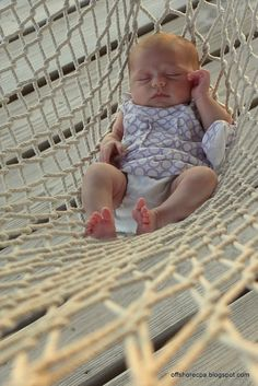 #newborn #photography #hammock