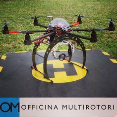 """#drone #wookong #dji #aerial #futaba #quadcopter #movi #naza #officinamultirotori #dronelab #multirotor #dronefly #gopro #gopro3 #hero3 #hero4 #gopro4…"""
