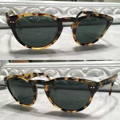 Brooks Brothers BB5002S Sunglasses The perfect sunny to wear to the beach or out and about. In perfect condition. Only worn a few times!! Lens diameter: 48 mm Color: Spotty Tort Brooks Brothers Accessories Sunglasses