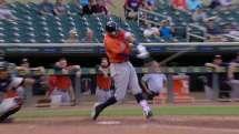 MLB Videos (8/11/2016) - Double Header, Game 2: Carlos Javier Correa's (Houston Astros) 18th HR (Solo HR) of 2016 Season (40th MLB Career HR) @ Target Field, Minnesota Twins.