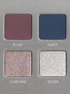 Perfect smokey eye colors for NYE! Makeup Palettes Lorac Pro 2