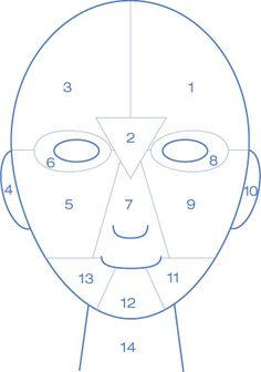 Dermalogica face map Why you might want to use Retin A (because Im back on the wagon)