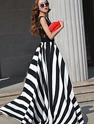 Women's Stripe Maxi Dress. Get wonderful discounts up to 70% at Light in the box with Coupon and Promo Codes.