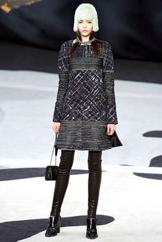 Chanel Otoño/Invierno 2013  Semana de la Moda de París  …..  ChanelAutumn/Winter 2013  Paris Fashion Week