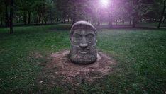A Park Encounter - Belgrade, Serbia