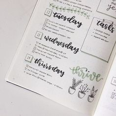 Cool planner