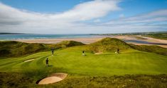 While iconic links courses are the main draw, lesser-known courses want a slice of the pie Paul Kelly, British Open, Golf Tour, Golf Channel, Tourism Industry, North America, Ireland, Golf Courses, Old Things