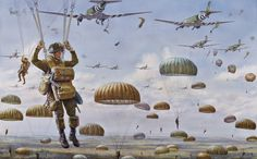 Landing at Normandy, D-Day