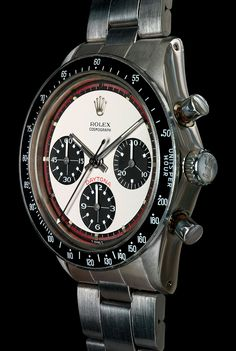 Paul Newman Exotic Dial [Rolex Daytona Reference 6264]***