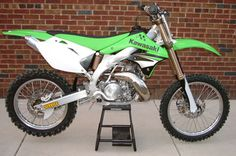 kawasaki kx 500 soon in my garage