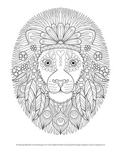 Amazon Hippie Animals Coloring Book Is Fun 9781497202085