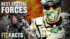 5 Best Special Forces in the World Best Special Forces, Military Training, Warfare, Master Chief, World, Facts, Fictional Characters, Youtube, Special Forces