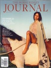 Need a subscription to this! NOW! The Horse Rider's Journal is the equestrian style bible, offering an elegant and insightful look into the beautiful world of horses and the lifestyle that surrounds them. Set within a fashion-related framework of stunning imagery it features equestrian-inspired fashion and gorgeous stable interiors, while profiling the biggest equestrian icons and stars of tomorrow.
