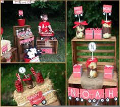 {NEW IN SHOP} Radio Flyer Party  http://mimisdollhouse.com/new-in-shop-radio-flyer-party/