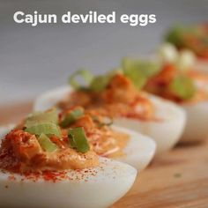 Deviled Eggs With Relish, Southern Deviled Eggs, Guacamole Deviled Eggs, Bacon Deviled Eggs, Egg Recipes, Dinner Recipes, Pastry Recipes, How To Cook Eggs, Cooking